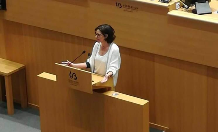 Joëlle Maison dévoile ses propositions pour réformer l'enseignement