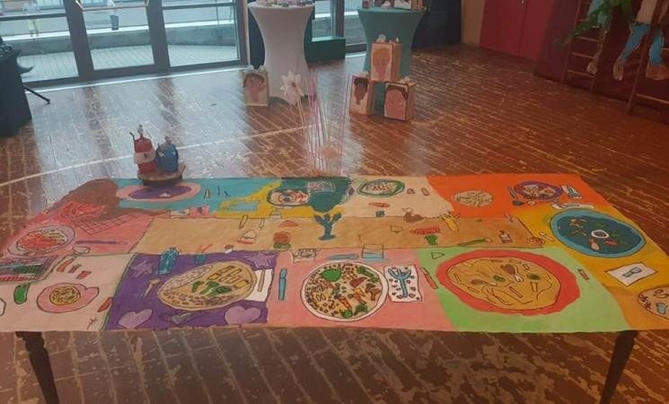 Abondance de créativité à l'école des Eglantiers